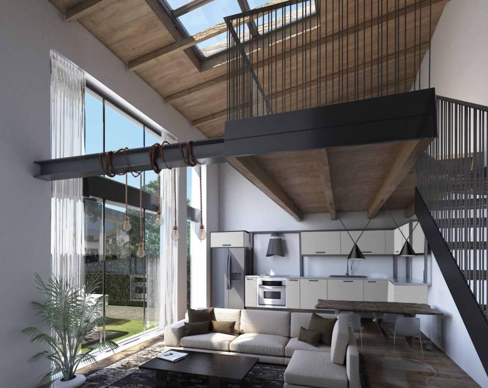 Villa a Schiera in vendita a Milano, 3 locali, prezzo € 480.000 | CambioCasa.it