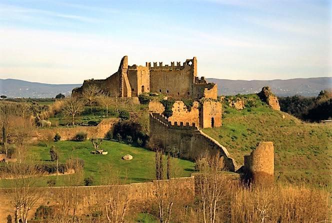 Foto 2 di Villetta a schiera via piansano, Tuscania