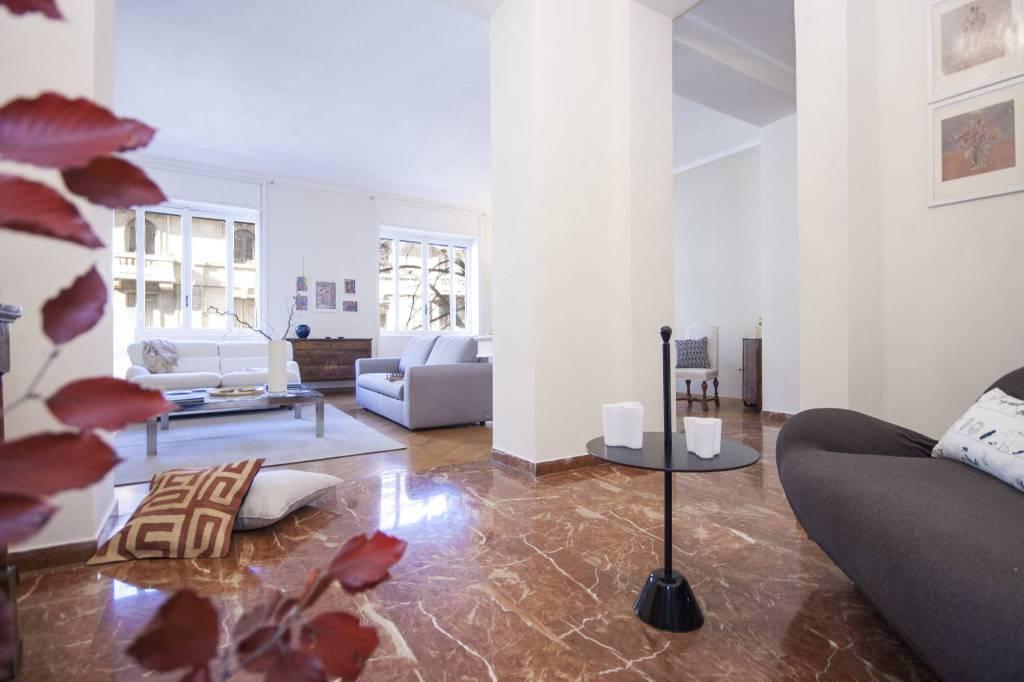 Appartamento in Vendita a Milano 17 Marghera / Wagner / Fiera:  4 locali, 155 mq  - Foto 1