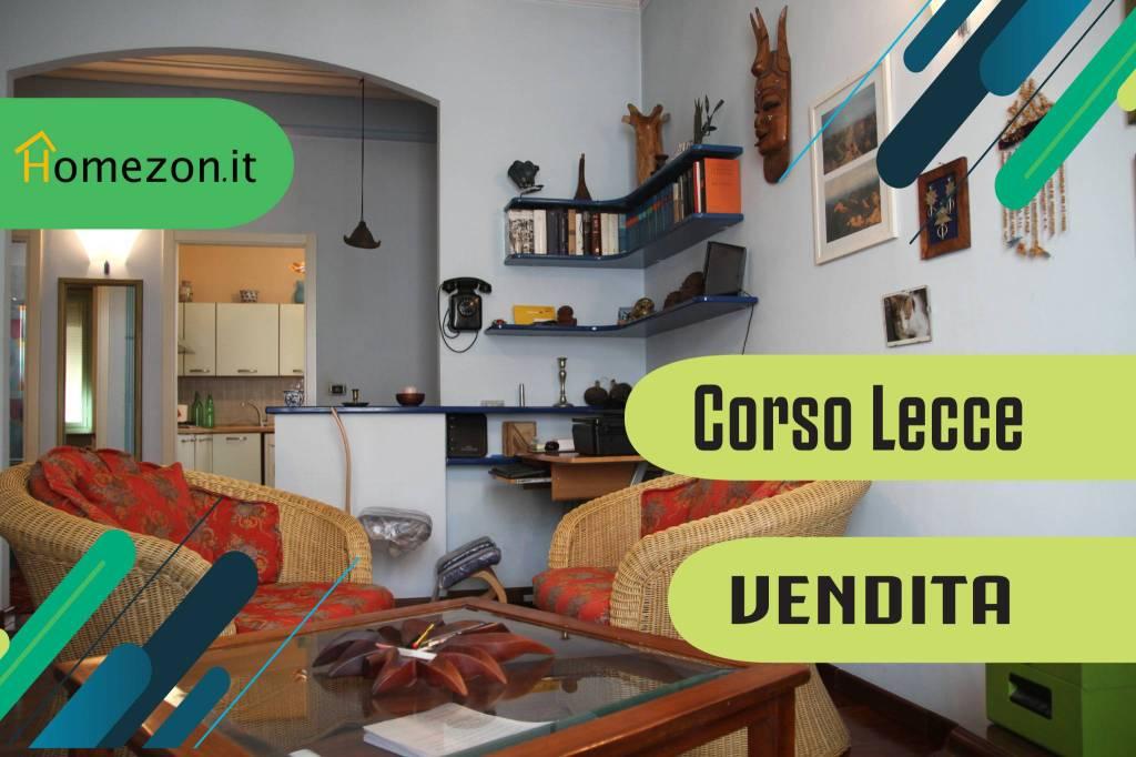 Foto 1 di Trilocale c. lecce, 49, Torino (zona Parella, Pozzo Strada)