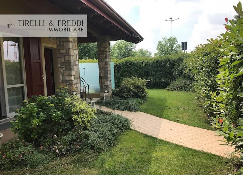 Villa a Schiera in vendita a Rodengo-Saiano, 4 locali, prezzo € 309.000 | CambioCasa.it
