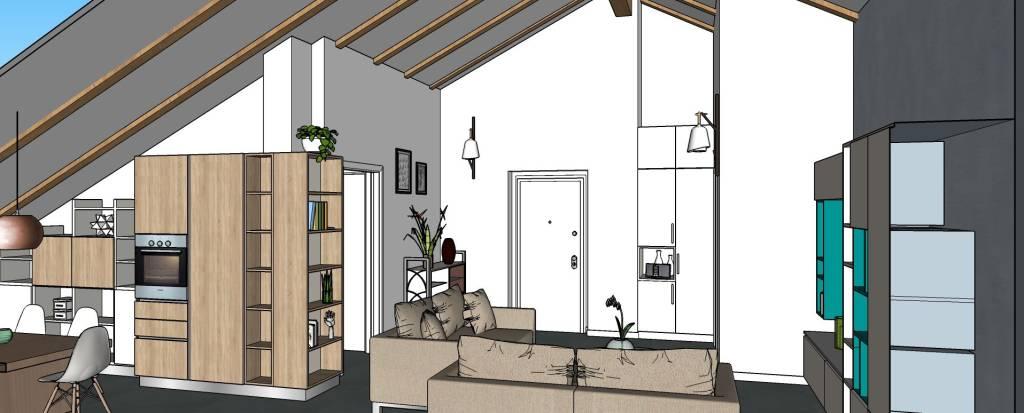 Appartamento in vendita a Cornaredo, 3 locali, prezzo € 219.000 | PortaleAgenzieImmobiliari.it