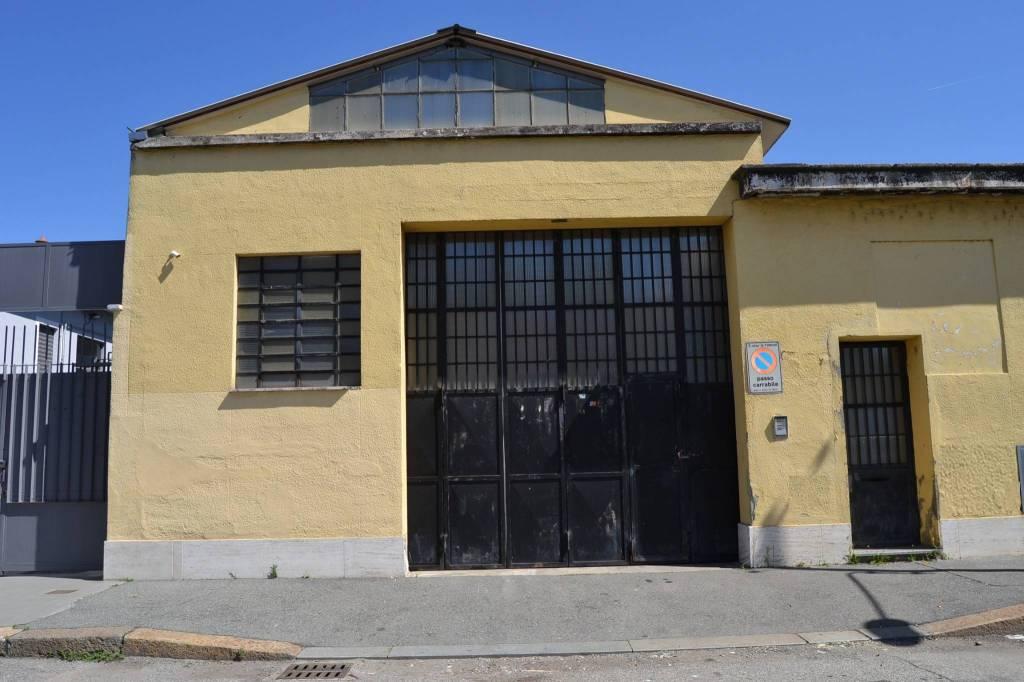 Magazzino/Laboratorio in affitto Zona Madonna di Campagna, Borgo Vittoria... - via Gaetano Previati 16 Torino