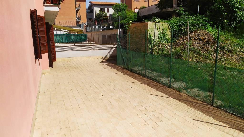 Rignano Flaminio Bilocale di 60 mq con 60mq di giardino
