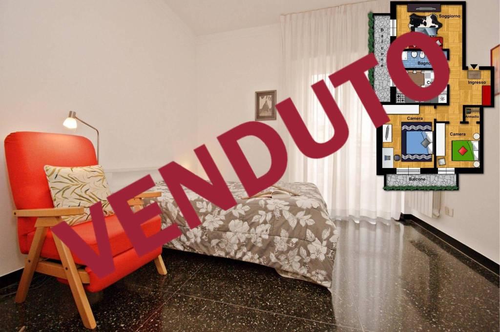 Foto 1 di Appartamento via Borgoratti, Genova (zona S.Fruttuoso-Borgoratti-S.Martino)
