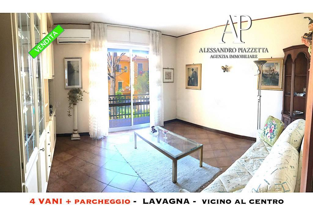 Foto 1 di Appartamento via Giuseppe Garibaldi 80, Lavagna