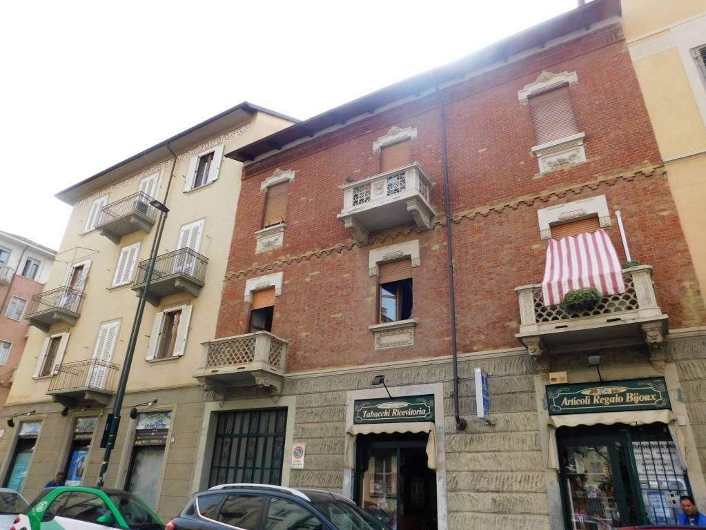 Foto 1 di Trilocale via Pietrino Belli 39, Torino (zona Parella, Pozzo Strada)