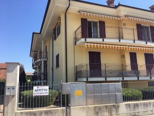 Foto 1 di Bilocale via Valentino, Scalenghe