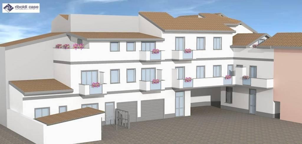 Appartamento in vendita a Cabiate, 3 locali, prezzo € 147.000 | PortaleAgenzieImmobiliari.it