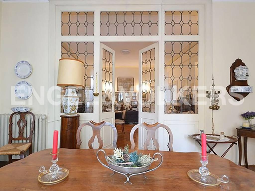 Appartamento in buone condizioni parzialmente arredato in vendita Rif. 8627878