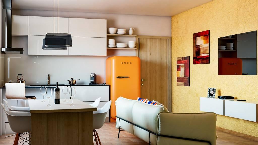 Foto 1 di Loft / Open space via Luigi Calori, Bologna (zona Centro Storico)
