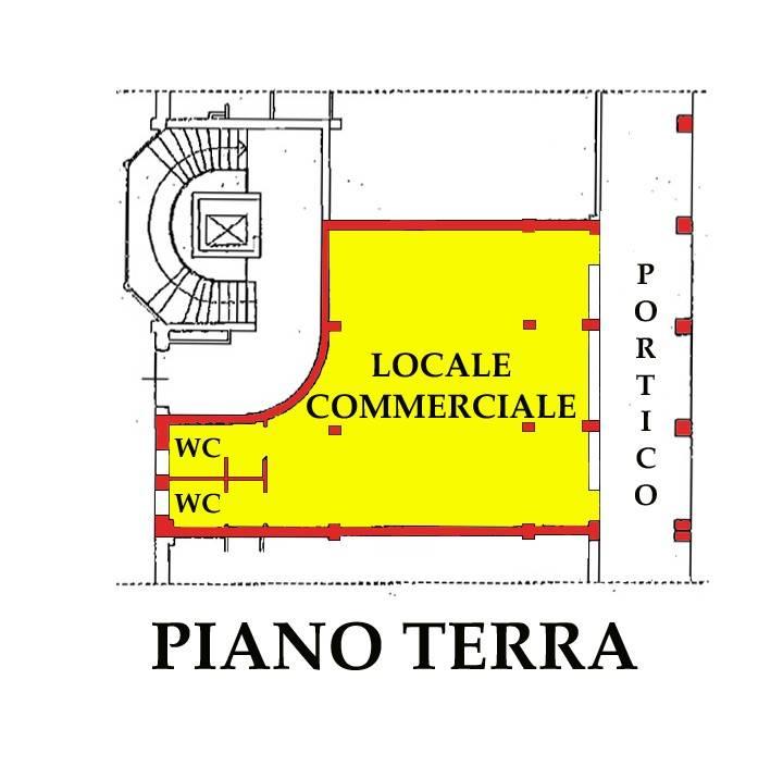 Negozio / Locale in vendita a Viadana, 2 locali, prezzo € 200.000 | CambioCasa.it