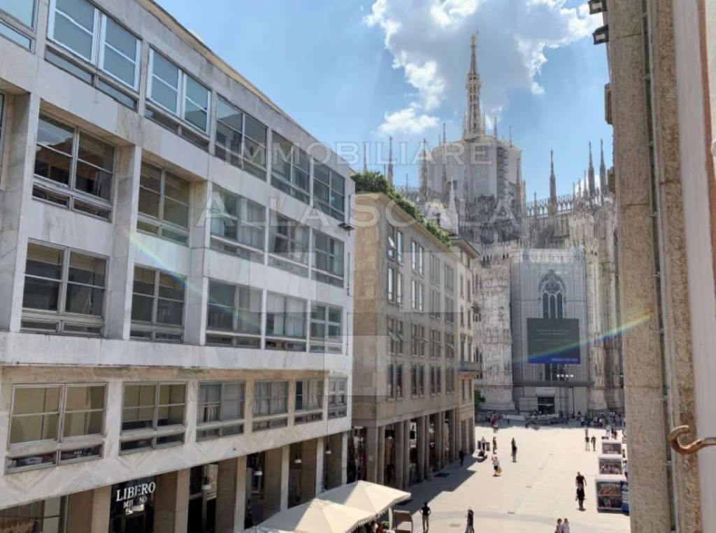 Ufficio-studio in Affitto a Milano 01 Centro storico (Cerchia dei Navigli): 5 locali, 260 mq