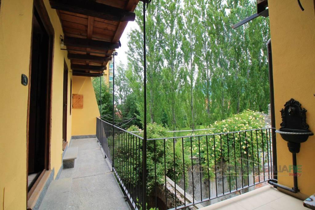Foto 1 di Quadrilocale via Fratelli Vallero, Susa