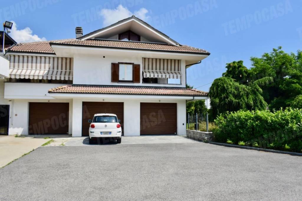 Foto 1 di Villa via Francesco Dorma, San Giorgio Canavese