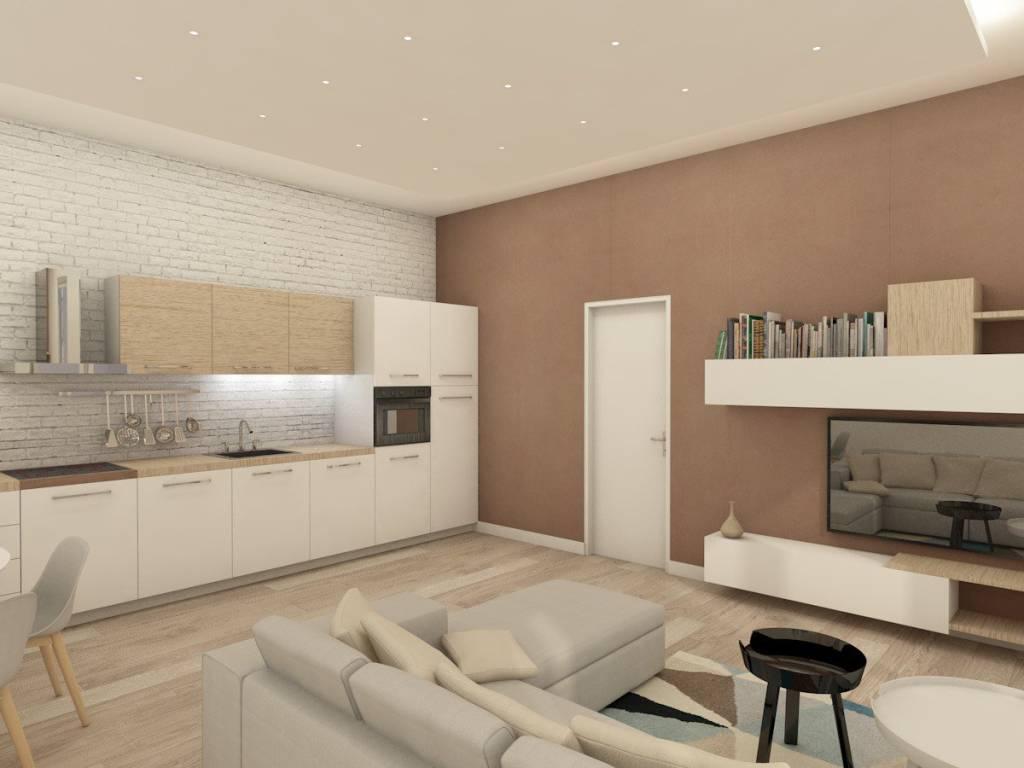 Appartamento in vendita 3 vani 75 mq.  corso DI PORTA ROMANA Milano