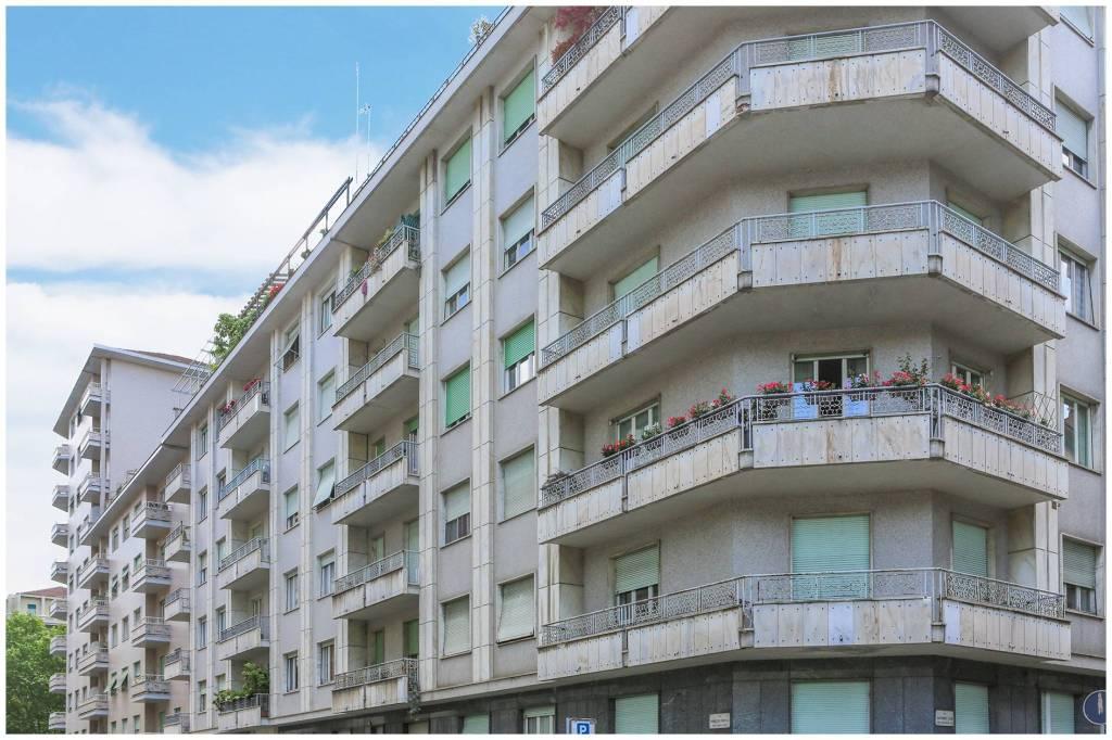 Foto 1 di Appartamento via Evangelista Torricelli 15, Torino (zona Crocetta, San Secondo)