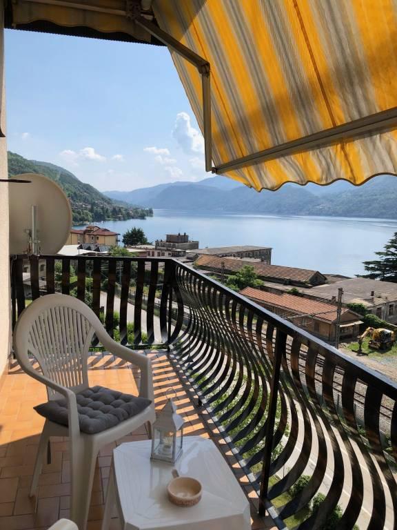 Appartamento trilocale in vendita a Omegna (VB)