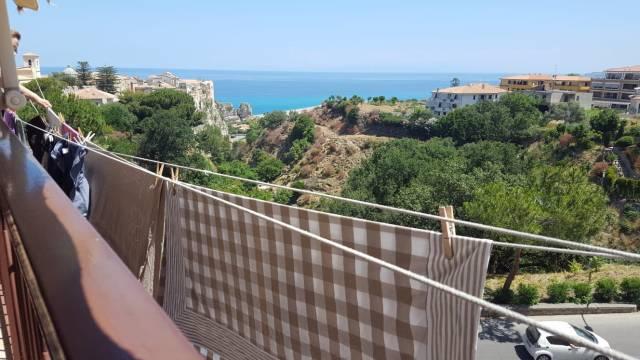 Appartamento trilocale in vendita a Tropea (VV)