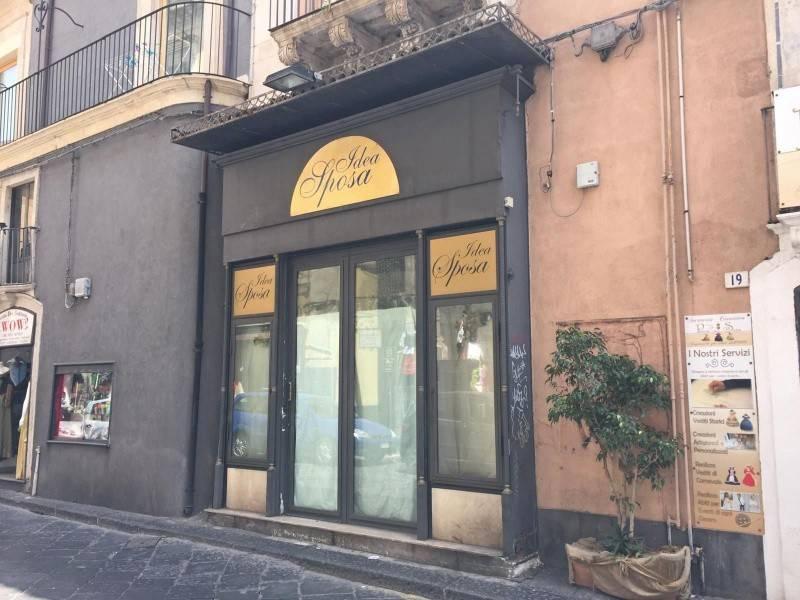 Negozio-locale in Vendita a Catania:  1 locali, 45 mq  - Foto 1