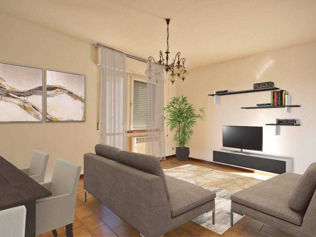 Appartamento in vendita a Orsenigo, 3 locali, prezzo € 113.000 | PortaleAgenzieImmobiliari.it
