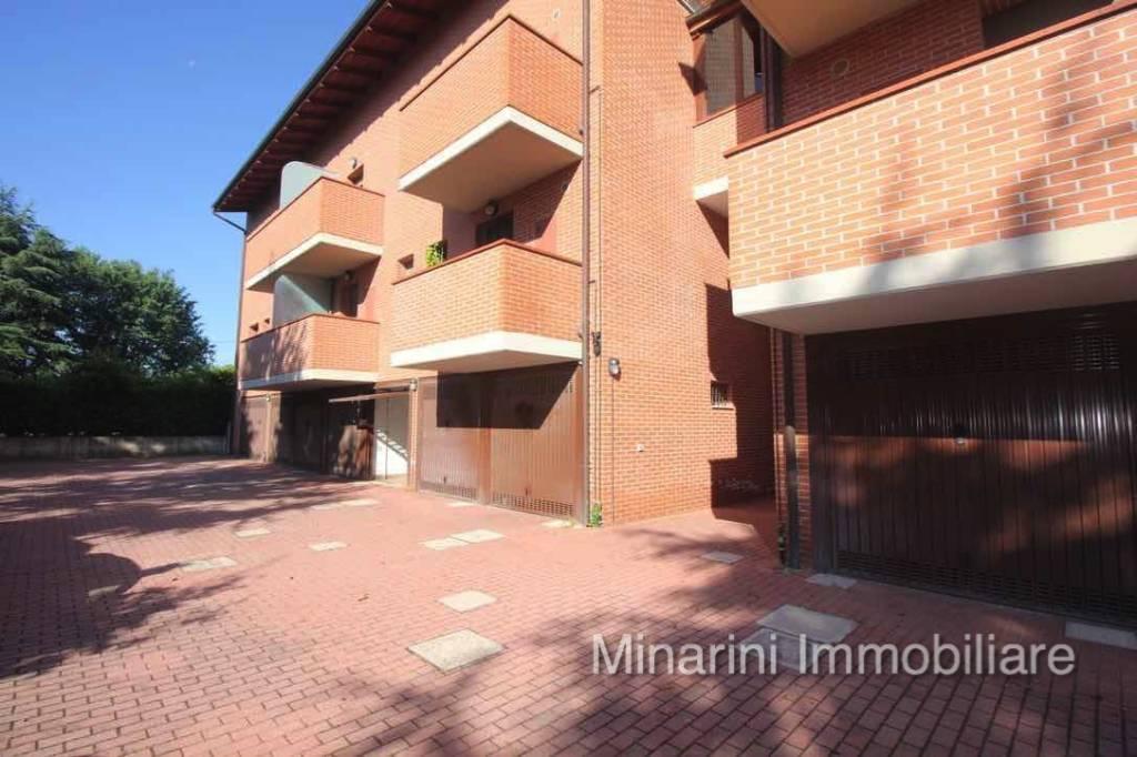 Foto 1 di Trilocale via San Prospero, Imola