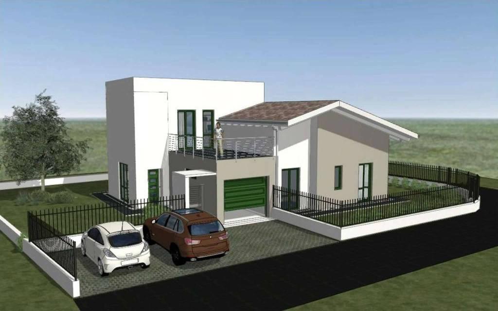 Villa in vendita a Lomazzo, 3 locali, prezzo € 257.000   PortaleAgenzieImmobiliari.it