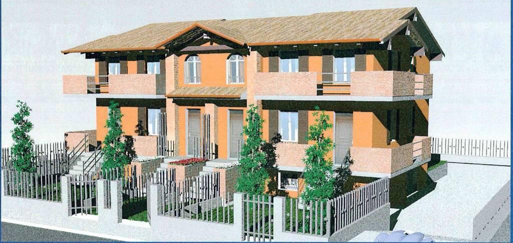 Villa in Vendita a Carpaneto Piacentino:  5 locali, 258 mq  - Foto 1