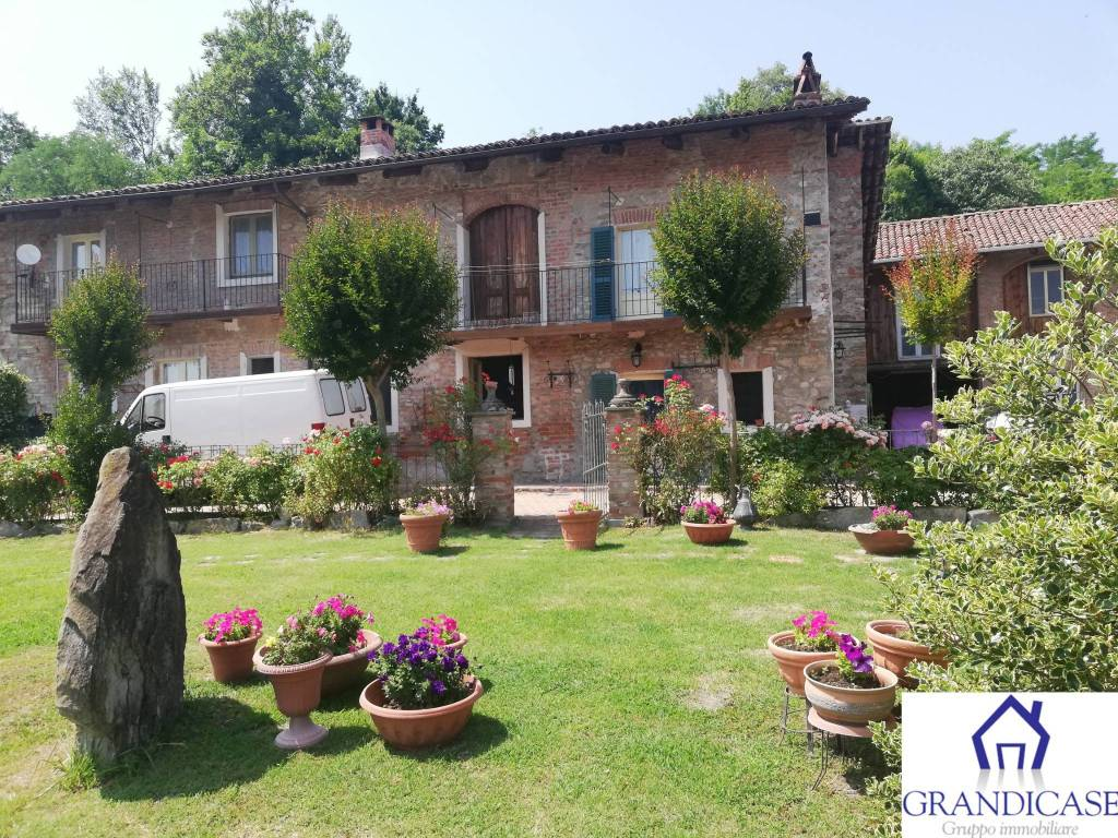Foto 1 di Rustico / Casale Località Cervoto, Verrua Savoia