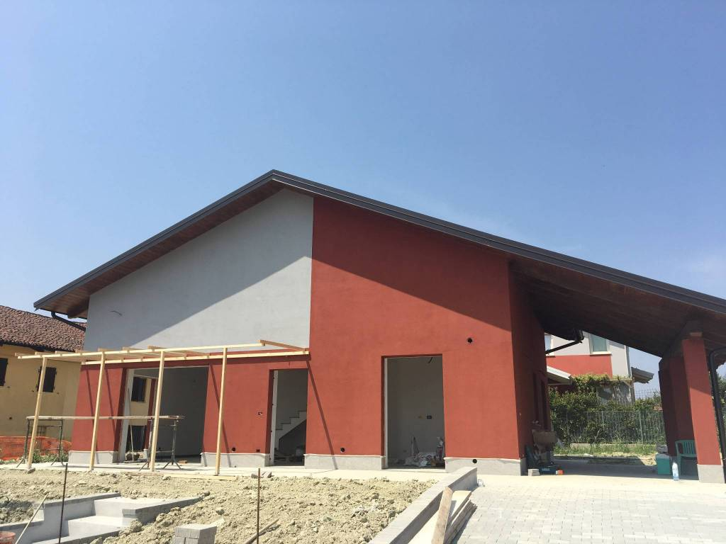 Foto 1 di Villa via Tetti Gianchino, Arignano