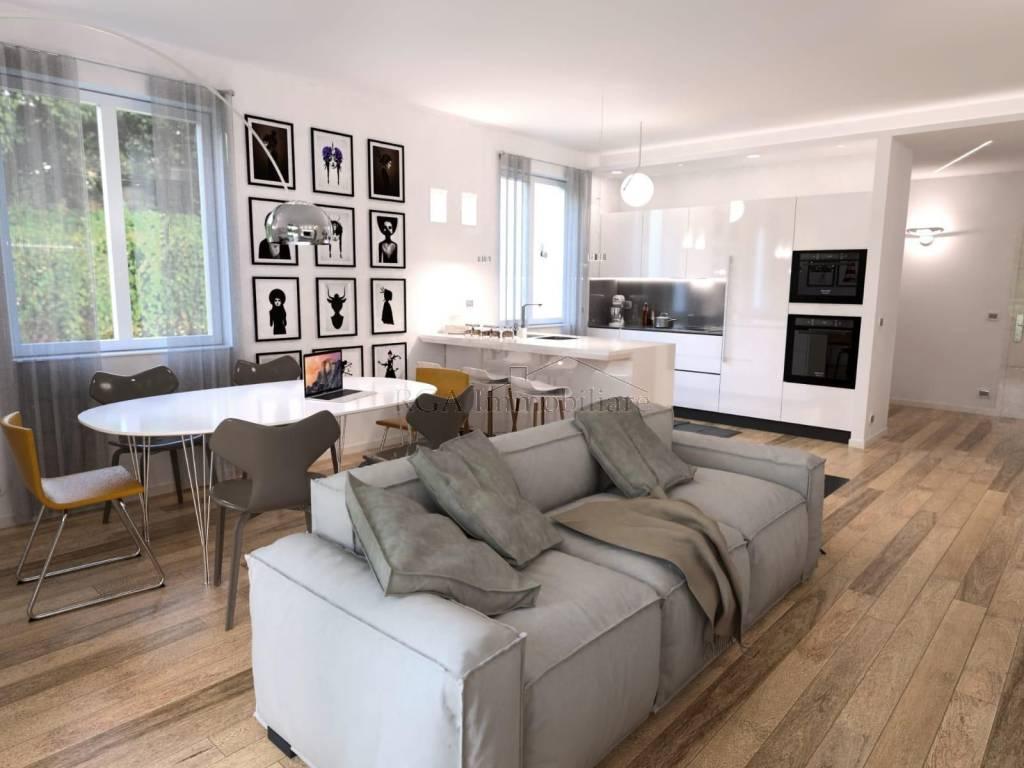 Appartamento in vendita via Valbona Ponteranica