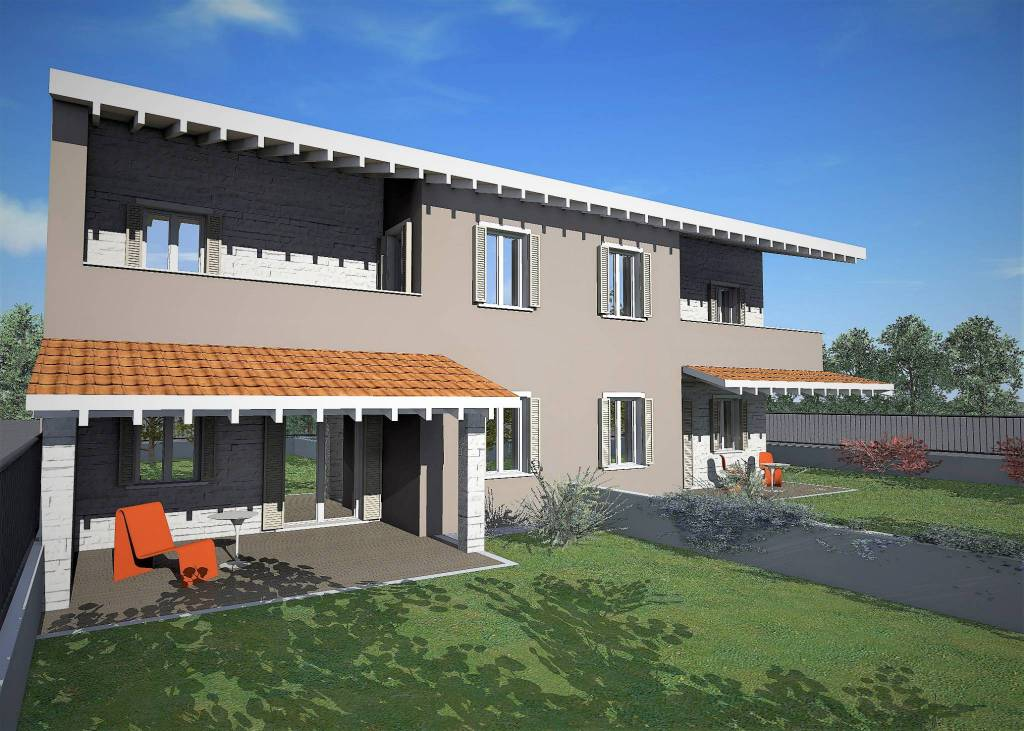 Foto 1 di Villa strada Provinciale Leno-Calvisano, Calvisano