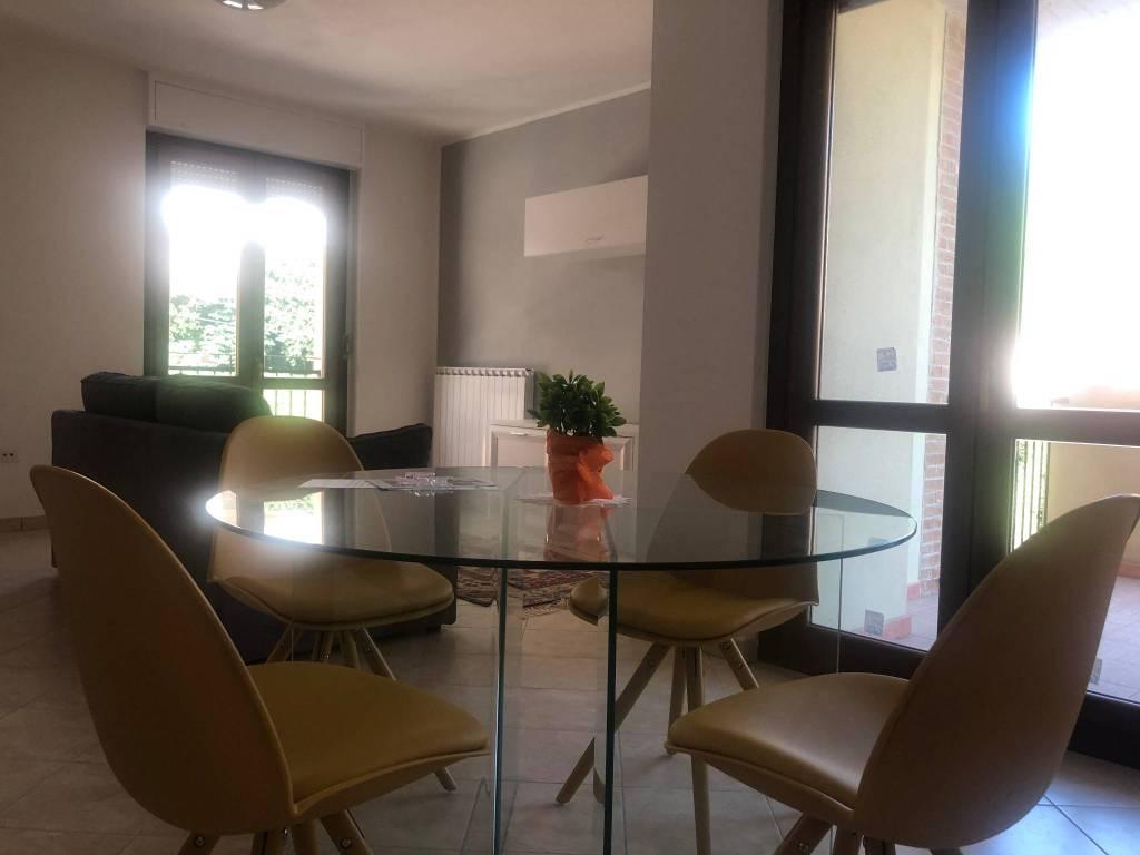 Appartamento trilocale in affitto a Foligno (PG)