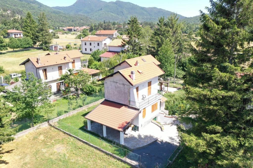 Foto 1 di Villetta a schiera Località Canonie, Bardineto