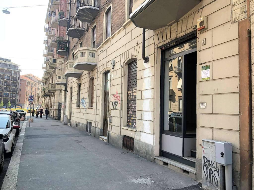 Negozio in affitto Zona Cit Turin, San Donato, Campidoglio - via Lessona 7 Torino