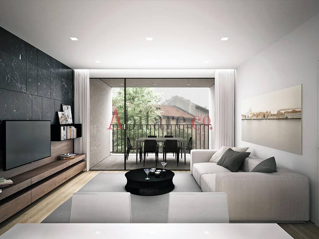 Appartamento in Vendita a Milano 11 Loreto / Piola / Lima: 3 locali, 102 mq