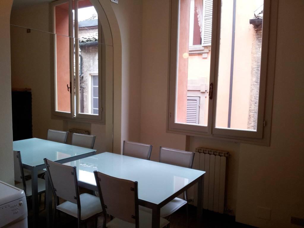Appartamento in Affitto a Modena Centro: 1 locali, 32 mq