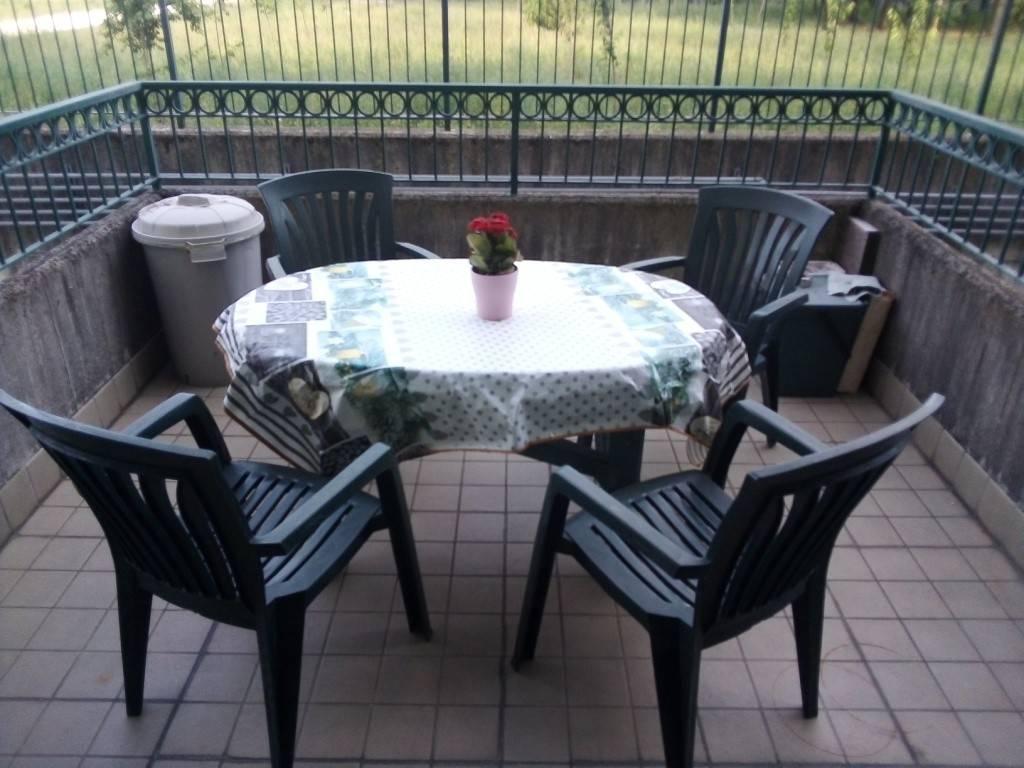 Appartamento in affitto a Dalmine, 1 locali, prezzo € 400 | CambioCasa.it
