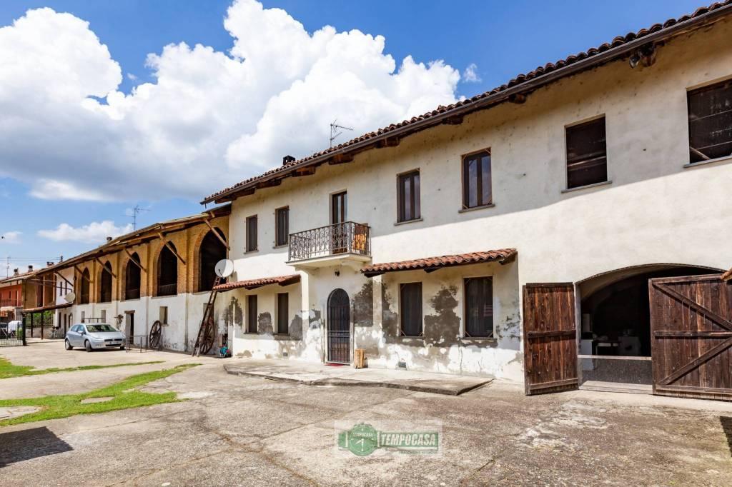 Foto 1 di Rustico / Casale Frazione Mariette, Saluggia