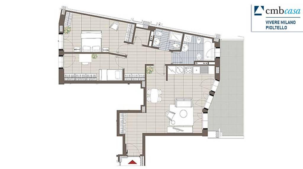 Appartamento in vendita Rif. 8963335