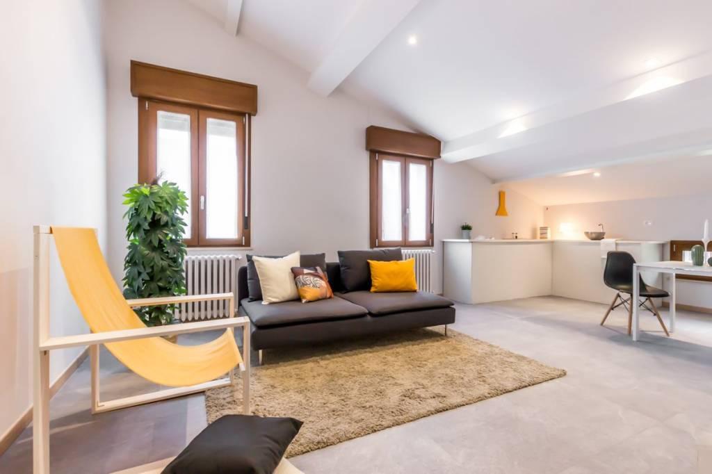 Attico / Mansarda in vendita a Parma, 3 locali, prezzo € 155.000   PortaleAgenzieImmobiliari.it