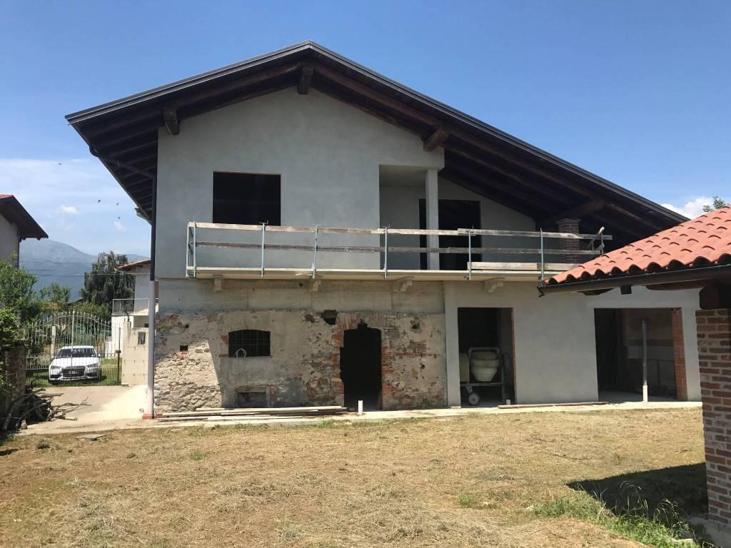 Foto 1 di Casa indipendente Borgata Ponte, Rivara