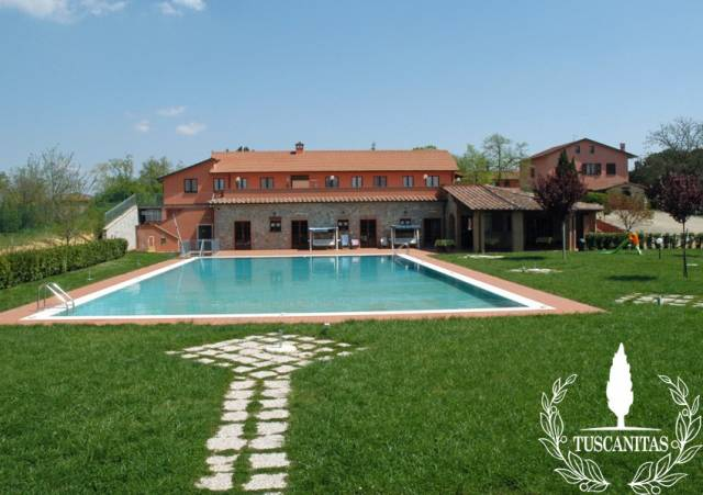 Resort polifunzionale in Umbria