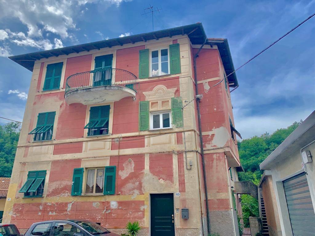 Attico / Mansarda in vendita a Campomorone, 3 locali, prezzo € 48.000 | PortaleAgenzieImmobiliari.it