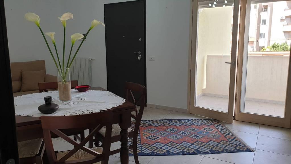 Via Convento S. F.sco di Paola - 2° p arredato, mq 80 ca, 3 vani + accessori+ p.auto, ottime condiz