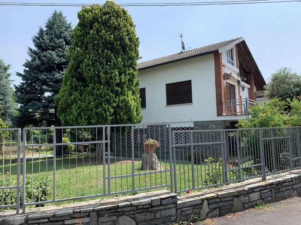 Villa in vendita via Dante Alighieri 18 Rivalta di Torino