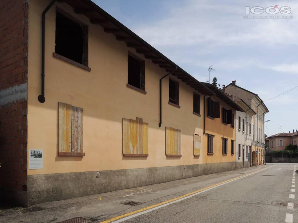 Villa a Schiera in vendita a Gravellona Lomellina, 3 locali, prezzo € 61.000 | PortaleAgenzieImmobiliari.it