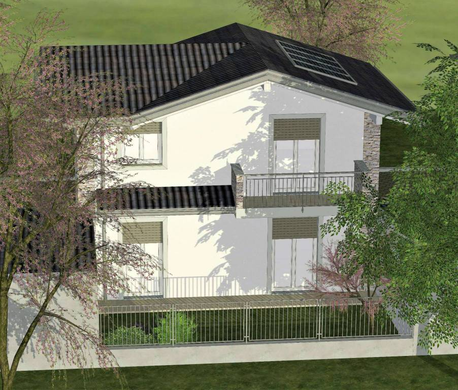 Villa in vendita a Vedano Olona, 4 locali, prezzo € 305.000 | CambioCasa.it