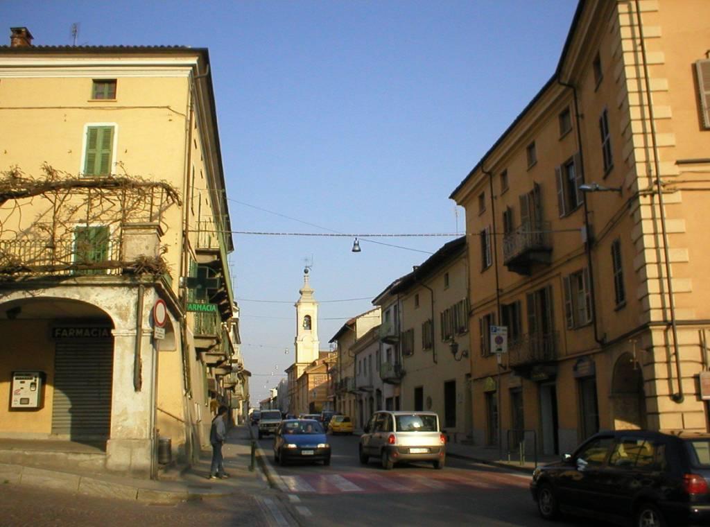 Foto 1 di Trilocale via Roma, Poirino