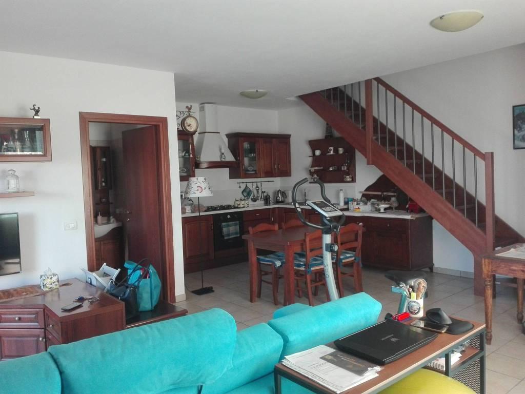 Appartamento in vendita a Saludecio, 3 locali, prezzo € 135.000 | PortaleAgenzieImmobiliari.it